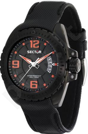 Laikrodis Sector   600 Racing. Multifunction or   version. 44mm.