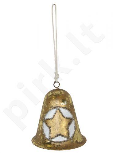 Dekoratyvinė metalinė detalė Varpelis 96015