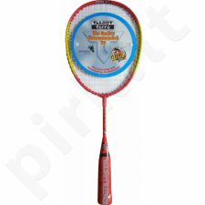 Badmintono raketė TALBOT Torro Bisi Mini raudona