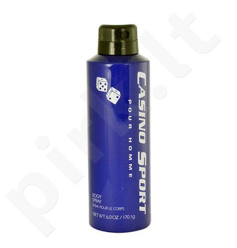 Casino Parfums Casino Sport, dezodorantas vyrams, 170ml