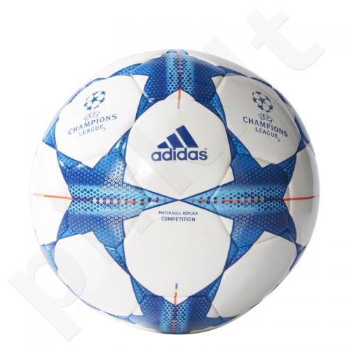Futbolo kamuolys Adidas Finale 2015 Competition S90228