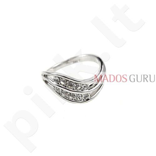 Elegantiškas žiedas Z631