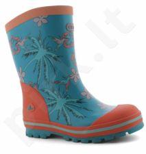Natūralaus kaukmedžio guminiai batai vaikams VIKING FLORA(1-15130-2250)