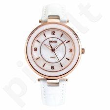 Moteriškas laikrodis SKMEI 1059CL White