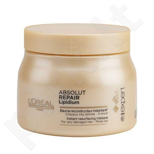 L´Oreal Paris Expert Absolut Repair Lipidium Mask, kosmetika moterims, 500ml