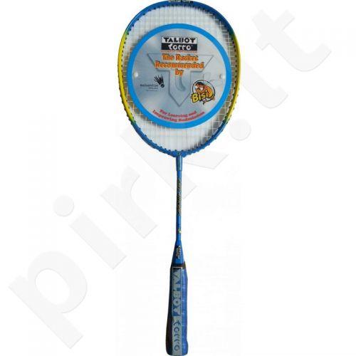 Badmintono raketė TALBOT Torro Bisi Junior mėlyna