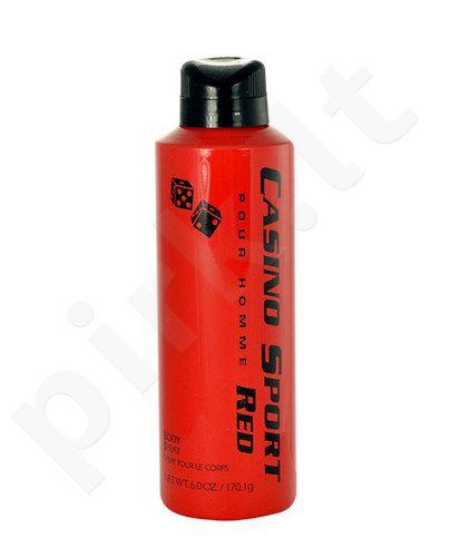 Casino Parfums Casino Sport Red, dezodorantas vyrams, 170ml
