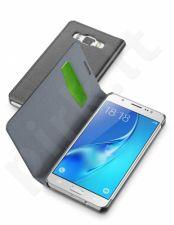 Samsung Galaxy J5(2016) atverčiamas dėklas BOOK ESSEN Cellularline Juodas