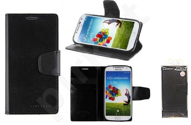 Samsung Galaxy Alpha dėklas SONATA Mercury juodas