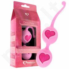 Rožiniai meilės kamuoliukai