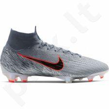 Futbolo bateliai  Nike Mercurial Superfly 6 Elite FG M AH7365-008