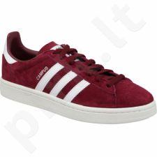 Sportiniai bateliai Adidas  Originals Campus M BZ0087 bordowe