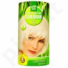 HENNAPLUS ilgalaikiai plaukų dažai Ultra Blond