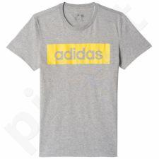 Marškinėliai Adidas Sports Essentials Linear M AY6258