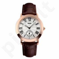 Moteriškas laikrodis SKMEI 1083CL Coffe