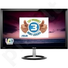 Monitorius Asus LCD-LED VX238H 23'' wide FHD, 1ms, DC 80mil:1, DVI, 2xHDMI