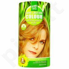 HENNAPLUS ilgalaikiai plaukų dažai Medium Golden Blond