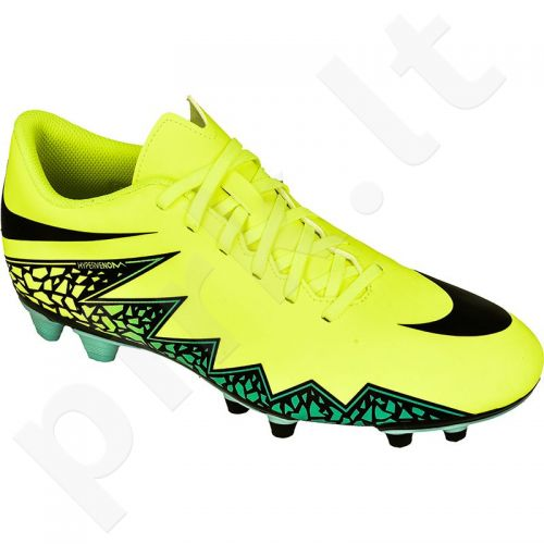Futbolo bateliai  Nike Hypervenom Phade II FG M 749889-703