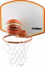 Krepšinio lenta vaik. su tinkleliu+kamuoliukas