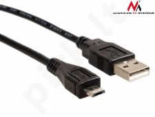 Maclean MCTV-747 USB 2.0 A To MICRO B Data and Charging Cable 1,8m
