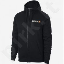 Bliuzonas Nike M NSW HBR Hoodie FZ FLC M 928703-010