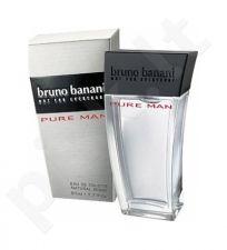 Bruno Banani Pure Man, tualetinis vanduo vyrams, 30ml