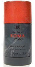 Laura Biagiotti Roma Uomo, pieštukinis dezodorantas vyrams, 75ml