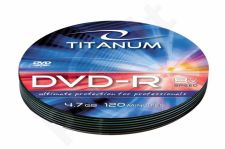 DVD-R TITANUM [ soft pack 10 | 4.7GB | 8x ]