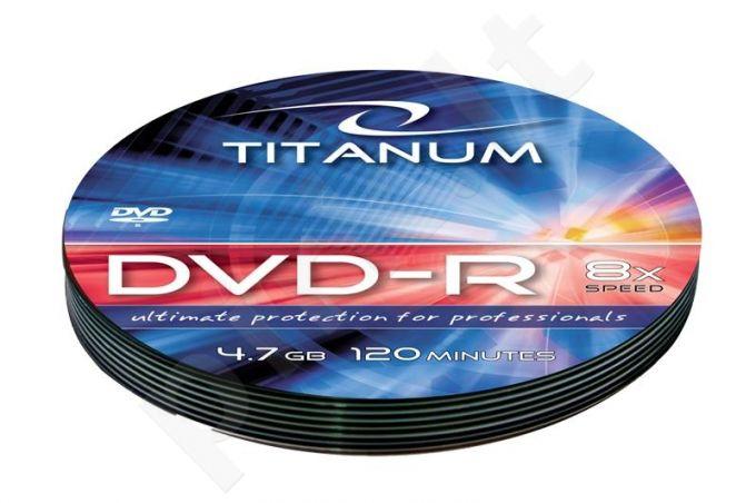 DVD-R TITANUM [ soft pack 10 | 4.7GB | 8x ]
