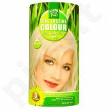 HENNAPLUS ilgalaikiai plaukų dažai High Light Silver Blond