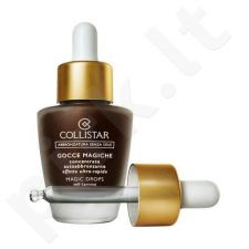 Collistar Tan Without Sunshine, Face Magic Drops, savaiminio įdegio produktas moterims, 30ml