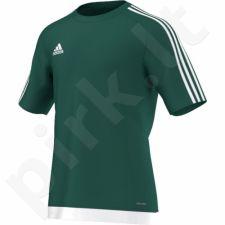 Marškinėliai futbolui Adidas Estro 15 Junior S16159