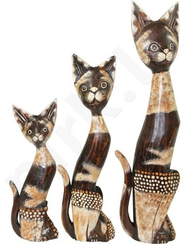 Statulėlė Katė, 3 vnt. 101926