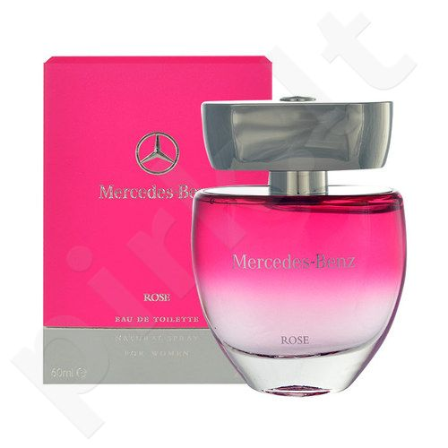 Mercedes-Benz Mercedes-Benz Rose, EDT moterims, 60ml, (testeris)
