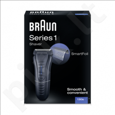 Braun 130S-1 Electric Shaver, Black