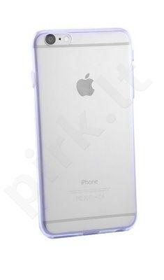 Apple iPhone 6 Plus dėklas JELLY Mercury violetinis trans.