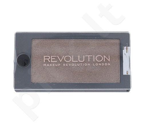 Makeup Revolution London Mono akių šešėliai, kosmetika moterims, 2,3g, (Give Me More)