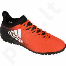 Futbolo bateliai Adidas  X 16.3 TF M BB5663