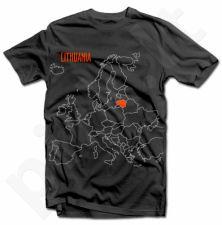 """Marškinėliai """"Lithuania"""""""