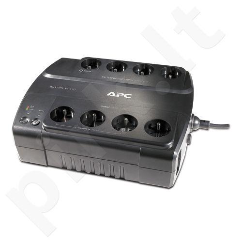 APC Back-UPS ES 550VA -green