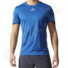 Marškinėliai bėgimui  Adidas Sequencials Climalite Running Tee M AI7489