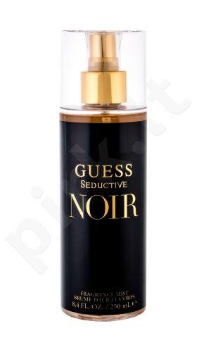 GUESS Seductive, Noir, kūno purškiklis moterims, 250ml