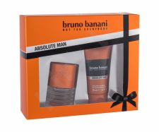 Bruno Banani Absolute Man, rinkinys tualetinis vanduo vyrams, (EDT 30 ml + dušo želė 50 ml)