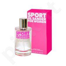 Jil Sander Sport, tualetinis vanduo (EDT) moterims, 30 ml