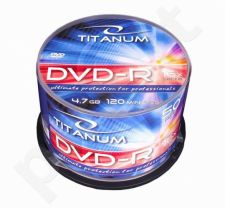 DVD-R TITANUM [ cake box 50 | 4.7GB | 16x ]