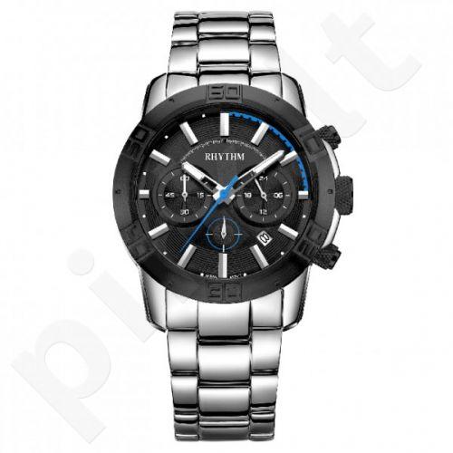 Vyriškas laikrodis Rhythm S1402S02