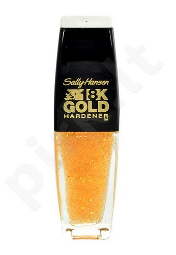 Sally Hansen 18K Gold Hardener, kosmetika moterims, 10ml