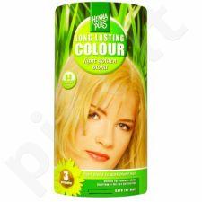HENNAPLUS ilgalaikiai plaukų dažai Light Golden Blond