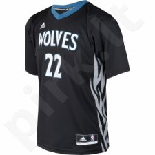 Marškinėliai krepšiniui Adidas Replica Minnesota Timberwolves Andrew Wiggins M A69843
