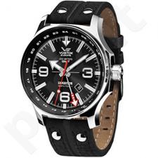 Vyriškas laikrodis Vostok Expedition North Pole-1 Dual Time 515.24H-595A500